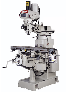 Ganesh GMV-4 Toolroom Manual Mill