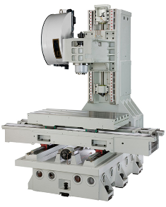 Ganesh VFM-4024 VMC Column and Tool Changer